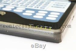 10.1 Portable Ultrasound Scanner Laptop Machine human use 2 probes FDA US Fedex