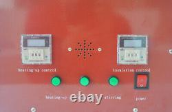 110V 60HZ Agar Mixer Dental Lab Duplicating Machine 25kg