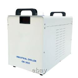 110V CW-3000 Industrial Water Chiller for CNC/ Laser Engraver Engraving Machines