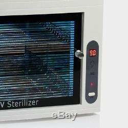 15L Ozone Disinfection Box Medical Dental UV Light Sterilizer Cabinet Machine CE