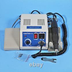 2020 Dental Lab Marathon Micromotor Drill Polisher Machine with 35k rpm Handpiece