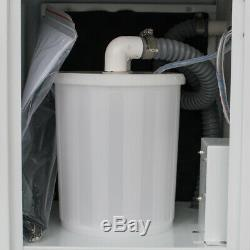350W 12Kpa Mobil Dental Surgical Vacuum Suction Machine High Vacuum Pump Unit
