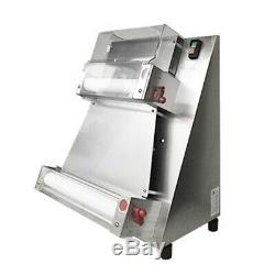 Automatic Pizza Bread Dough Roller Sheeter Machine with Food Safe Resin Rollers