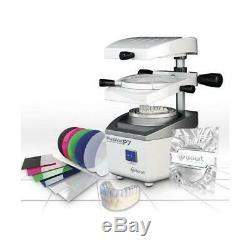 BIOART 110v Dental Lab Vacuum Model Forming Machine PLASTVAC-P7