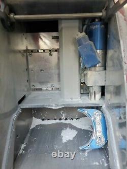 BtuxZir SOLID ZIRCONIA vhf milling machine
