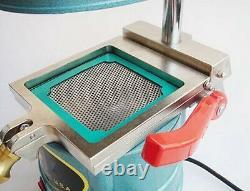 CE Dental Vacuum Forming Molding Former Machine Steel Ball lab Equipment Supply