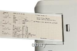 CONTEC 3-channel 12 LEAD color ECG EKG machine w PC software Electrocardiograph