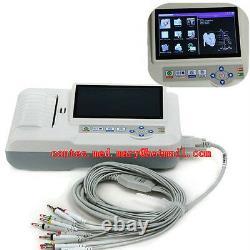CONTEC ECG600G 6-Channel 12-Lead Digital Cardiology EKG ECG Machine, withsoftware