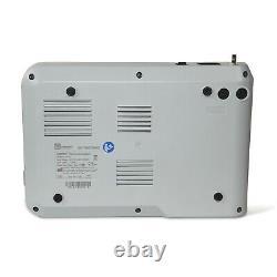 CONTEC Portable EKG Monitor ECG Machine electrocardiograph Free Printer NEW