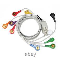 CONTEC8000S 12-Lead exercise Stress ECG/EKG system Wireless Machine, PC software