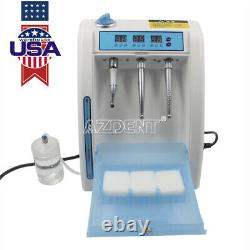 Dental Automatic Handpiece Maintenance Lubrication System Oiling Cleaner Machine