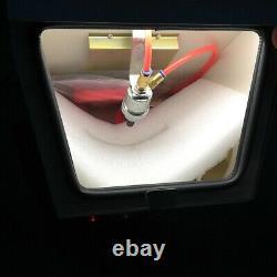 Dental Blasting Machine Recyclable Sandblaster Sand Blaster Lab Equipment 110V