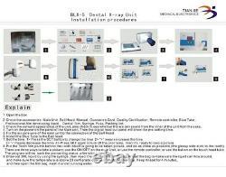 Dental Digital X-ray Film Image Machine Unit Tooth Treatment XRay System BLX-5