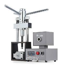 Dental Flexible Denture Machine 400W Heater Professional Injection Hot Press