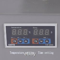 Dental Flexible Denture Machine 400With110V Dental Laboratory Equipment 282-288°C