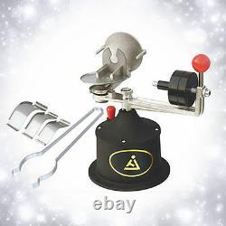 Dental JT-08 Centrifugal Casting Machine Centifuge Apparatus Crucibles Equipment