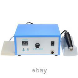 Dental Lab Brushless Micro Motor Polisher Polishing Machine + 50K RPM Handpiece