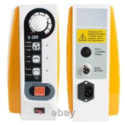 Dental Lab Brushless Micromotor Polisher Polishing Machine w 60KRPM Handpiece