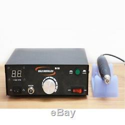 Dental Lab Brushless Micromotor Polishing Machine+50k RPM Micro Motor Handpiece