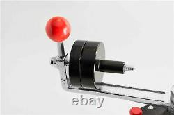 Dental Lab Centrifugal Casting Machine Apparatus Crucibles Centrifuge Equipment