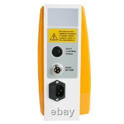 Dental Lab Electric Brushless Micromotor Polishing Machine 60K RPM Handpiece Kit