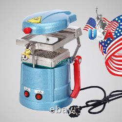 Dental Lab Equipment Vacuum Forming Molding Machine Former Heat Thermoforming US