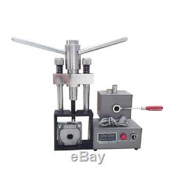 Dental Lab Flexible Denture Injection System Heater Machine For Oral Care+Gift