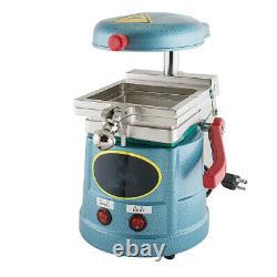 Dental Lab Forming Molding Machine Vacuum Former W motor Equipment 600W Heat New