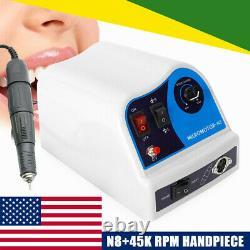 Dental Lab Marathon Electric Micromotor Polishing Machine +45000 Rpm Handpiece