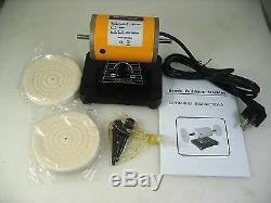 Dental Lab Minitype Polishing Machine Lathe 110V / 220V