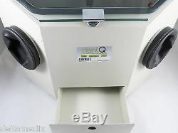 Dental Lab Sandblasting / Machine Sandblaster 110V / FDA / 026-DQ DentQ