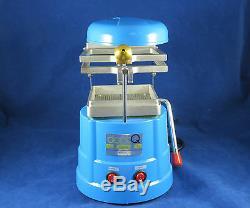 Dental Lab Vacuum Forming Molding Machine Press Lab 220V DentQ