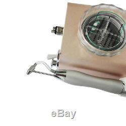 Dental Laboratory Teeth Cleaing Polishing Sandblasting Sandblaster machine 4Hole