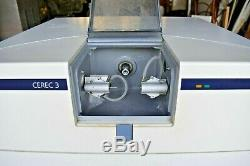 Dental Milling Unit Machine CEREC 3 RedCam Model 5898437 D3329 Manufactured 2006