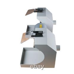 Dental Polishing Polish Cast Lathe Machine Lab Equipment LZQ-2 & Double 2 Tops