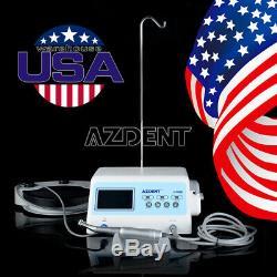 Dental Teeth Implant Machine System LED Surgical Brushless Motor Feet Control US