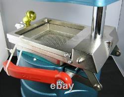 Dental Vaccum Forming Molding Machine laboratory Thermoforming bite retainer AGM