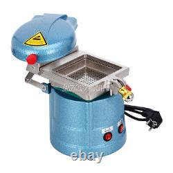 Dental Vacuum Forming Former Molding Machine Lab Equipment Thermoforming 1000W