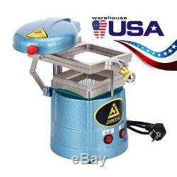 Dental Vacuum Forming Molding Machine Former Heat Thermoforming Lab Equipment