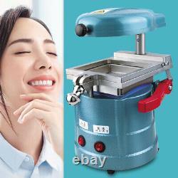 Dental Vacuum Forming Molding Machine Motor Former Heat Heavy-duty Equipment