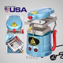 Dental Vacuum Forming Molding Machine Vacuum 1000W Former Heat Thermoforming USA