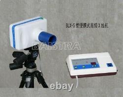 Dental X Ray Mobile Film Imaging Machine BLX-5 Digital Low Dose System Portable