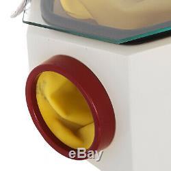 Double Pen Sandblaster Twin-pen Sand Blasting Machine Polishing +Lamp Dental Lab