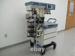 Drager Narkomed GS Anesthesia Machine Refurbished and BioCertified