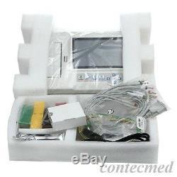 ECG600G 6-Channel 12-Lead Digital Cardiology EKG ECG Machine+PC Software CONTEC