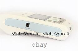 ECG90A Touch Single Channel ECG Machine 12 lead EKG with PC Software, NEW