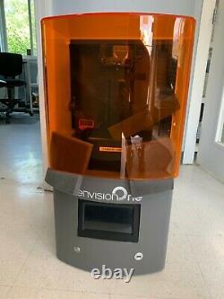 EnvisionTec EnvisionOne Dental 3D Printer and Companion eco O2 machine included