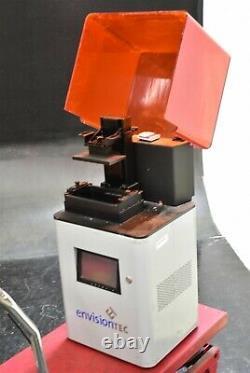 Envisiontec 3D Printer Quality High-Resolution Dental Equipment Unit Machine