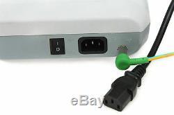 FDA ECG300G 3-Channel 12-lead ECG/EKG Machine+USB+Software, Cardiograph, USA FedEx