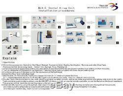Handheld Dental X-Ray Unit Portable Mobile Digital Film Imaging Machine UPS